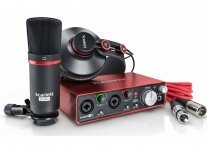 Студійний набір Focusrite Scarlett 2i2 Studio NEW
