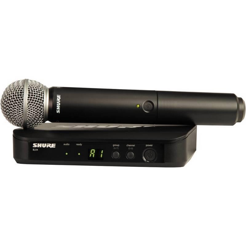 Радіосистеми з ручним мікрофоном