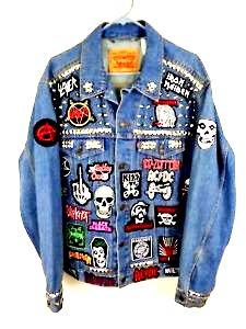 Куртки - безрукавки (джинс)