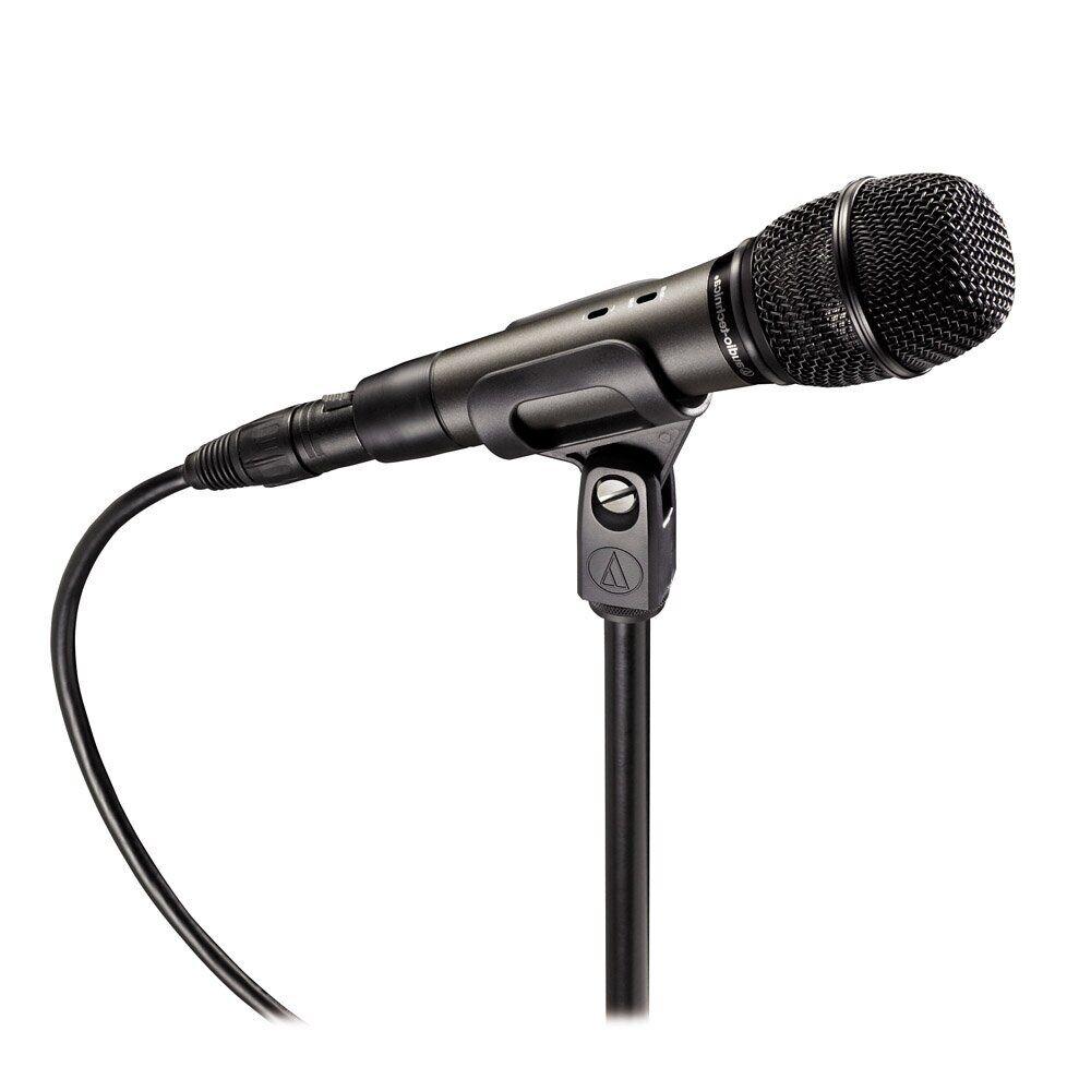 Вокальні мікрофони