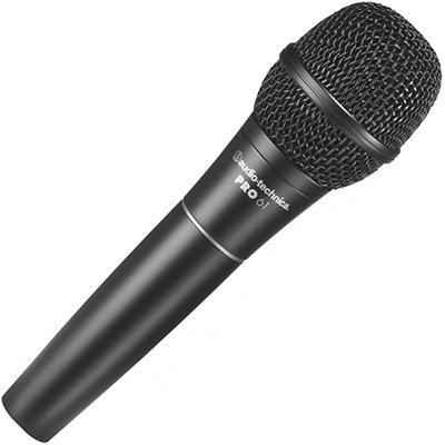 Мікрофони і радіосистеми