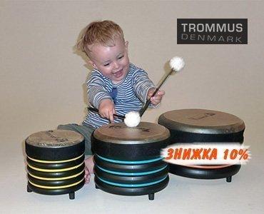 Барабани Trommus зі знижкою 10%