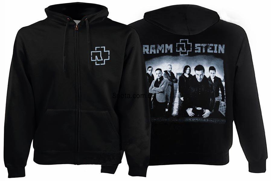 RAMMSTEIN (фото) - рок-толстовка - купити у Львові - продаж f0e126fc4dc50