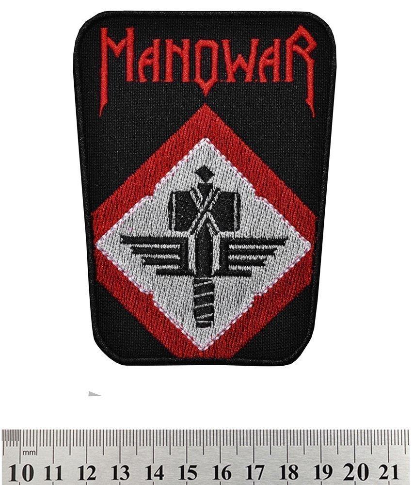 Нашивка Manowar (лого) - купити у Львові - продаж 6cff3b18684f3