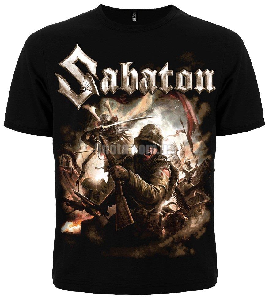 Футболка Sabaton The Last Stand - купити у Львові - продаж 13cf9933410b2