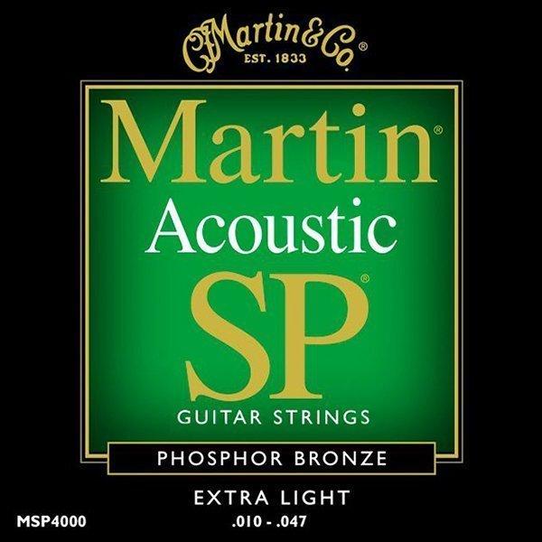 Струны для акустической гитары Martin MSP4000 - купить в Киеве ... 90de7adc4e10a