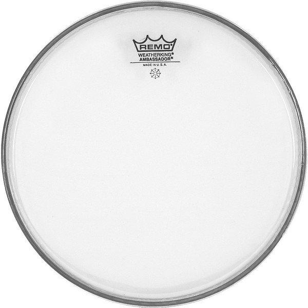 Пластик для малого барабана Remo SD011000 Diplomat Hazy Snare Side ... 7382213b9ba9d