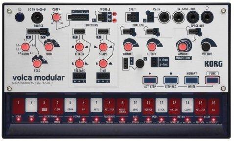 Синтезатор Korg Volca-Modular
