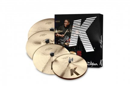 Набір тарілок ZILDJIAN K CUSTOM DARK BOX SET 5 PC