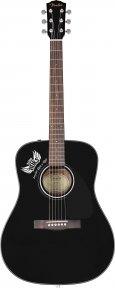 Акустична гітара Fender CD-60 Radio Roks Special Run Black (960602006)