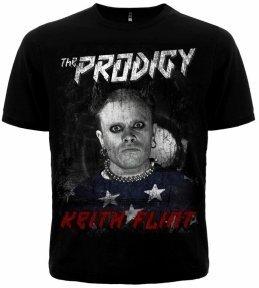 Футболка The Prodigy (Keith Flint)