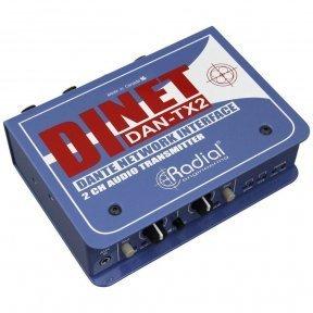 Директ-бокс Radial DiNet Dan-TX2