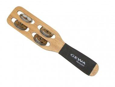 Дзвіночки GEWA Jingle Stick Natural