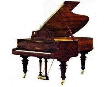 Рояль Julius Bluthner BLU S10 Pyramid mahogany, polished JS