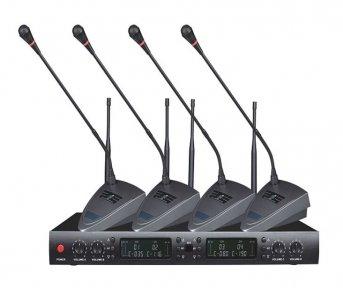 Бездротова конференційна мікрофонна система Emiter-S SF-4600
