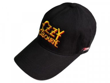 OZZY OSBOURNE - рок-бейсболка (MAX)