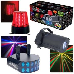 Набір світлоприладів American Audio LED Party Pak 2