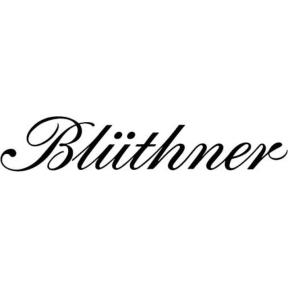 Рояль Julius Bluthner BLU S1 White, real gold, rococo