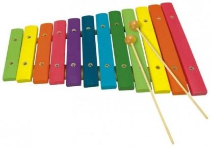 Ксилофон дитячий на 12 тонів