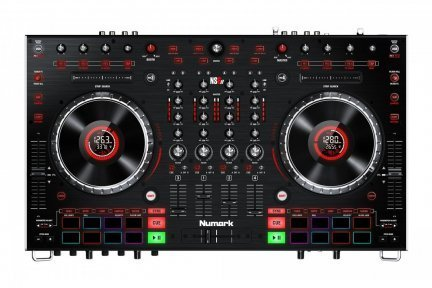 DJ контроллер Numark NS6II