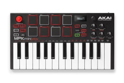 MIDI клавіатура AKAI MPK Mini Play