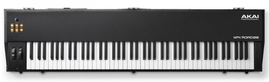 MIDI клавіатура Akai MPK Road 88