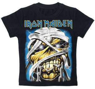 Детская футболка Iron Maiden (mummy Eddie)