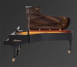 Рояль Julius Bluthner BLU 01 Ebony, polished