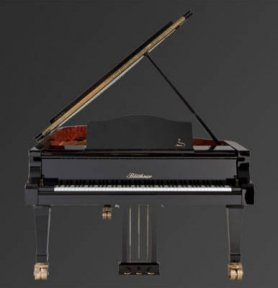 Рояль Julius Bluthner BLU 02 Bubinga, satin
