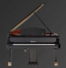Рояль Julius Bluthner BLU 02 Ebony, polished