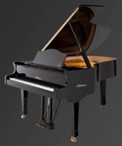 Рояль Julius Bluthner BLU 06 Black, tarnished