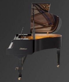 Рояль Julius Bluthner BLU 11 Ebony, polished
