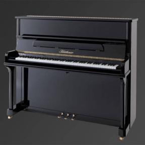 Піаніно Julius Bluthner BLU A Black, tarnished