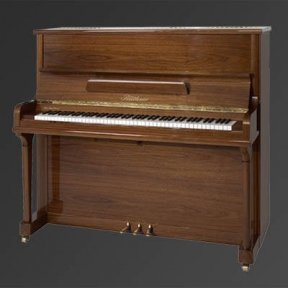 Пианино Julius Bluthner BLU A Pyramid mahogany, polished