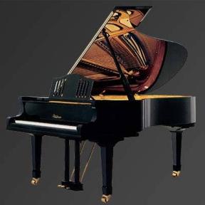 Рояль Julius Bluthner BLU S10 Pyramid mahogany, polished