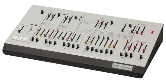 Синтезатор аналоговий Korg ARP Odyssey-M-1 (100020235000)