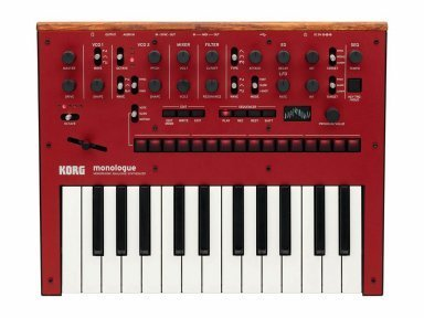 Синтезатор Korg Monologue-RD (100020375000)