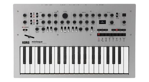 Синтезатор аналоговий Korg Minilogue-PG (100021505000)