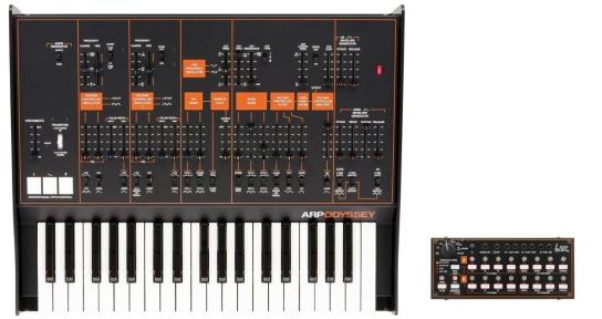 Аналоговий синтезатор Korg ARP Odyssey FSQ2 (100021987000)