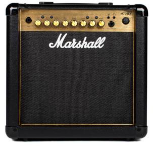 Комбопідсилювач гітарний Marshall MG15GFX