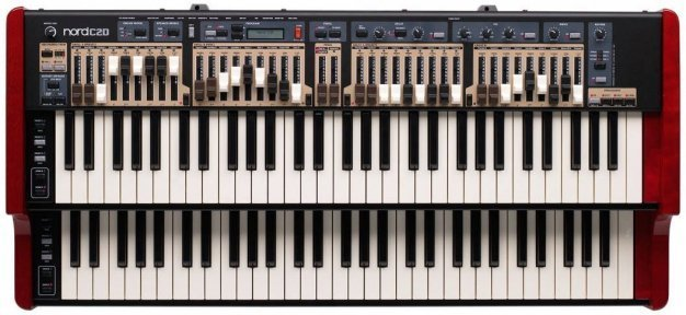 Электроорган Nord C2D Combo Organ