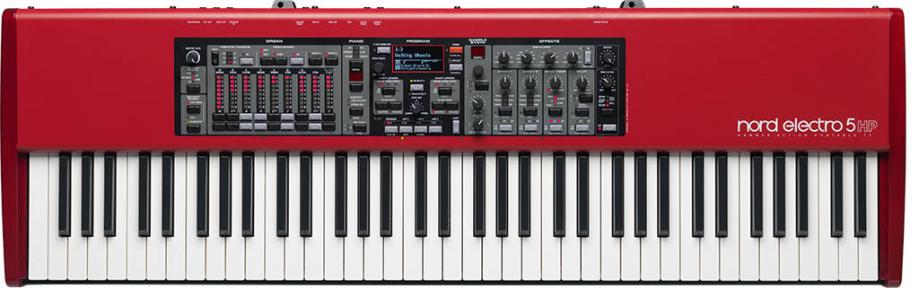 Синтезатор Nord Electro 5 HP73