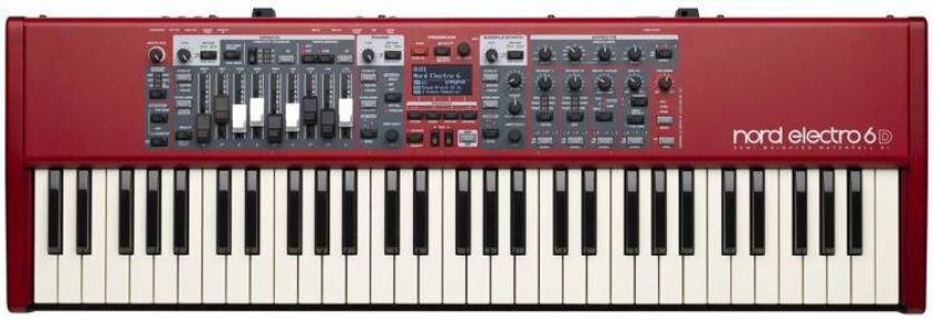 Синтезатор Nord Electro 6D 61
