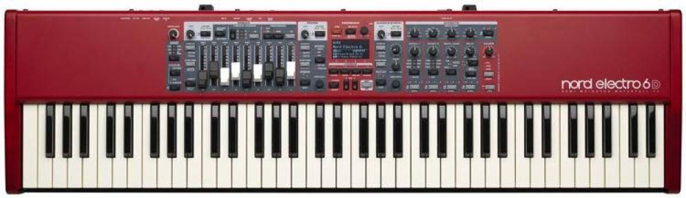 Синтезатор Nord Electro 6D 73