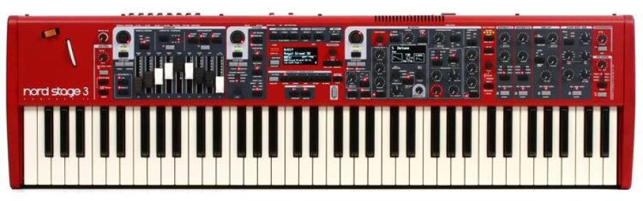 Сценическое пианино Nord Stage 3 Compact