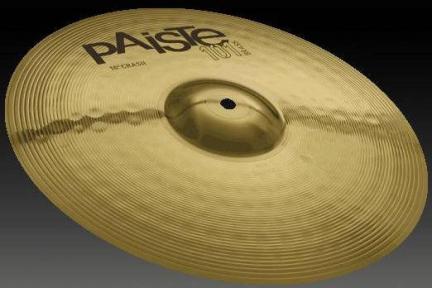 Тарілка Paiste 101 Brass Crash 16