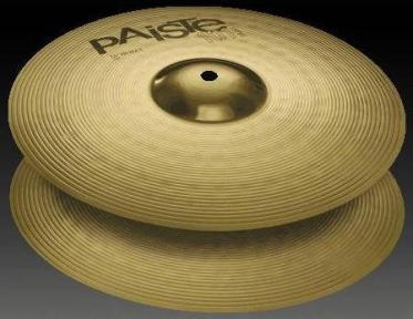 Тарілка Paiste 101 Brass Hi-Hat 14