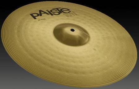 Тарілка Paiste 101 Brass Ride 20
