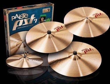 Набір тарілок Paiste 7 Session Set + Crash 18