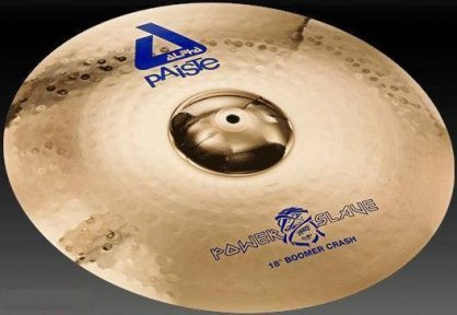 Тарілка Paiste Alpha Boomer Crash 18